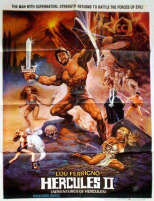 Hercules II – Le Avventure Dell'Incredibile Ercole