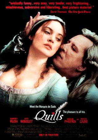 Quills – La Penna Dello Scandalo
