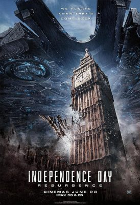 Independence Day – Rigenerazione