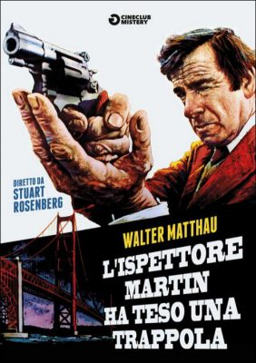 L'Ispettore Martin Ha Teso La Trappola